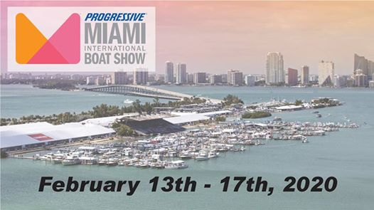 Miami Boat Show Dates 2020.Miami International Boat Show B B Boats Cantieri Nautici